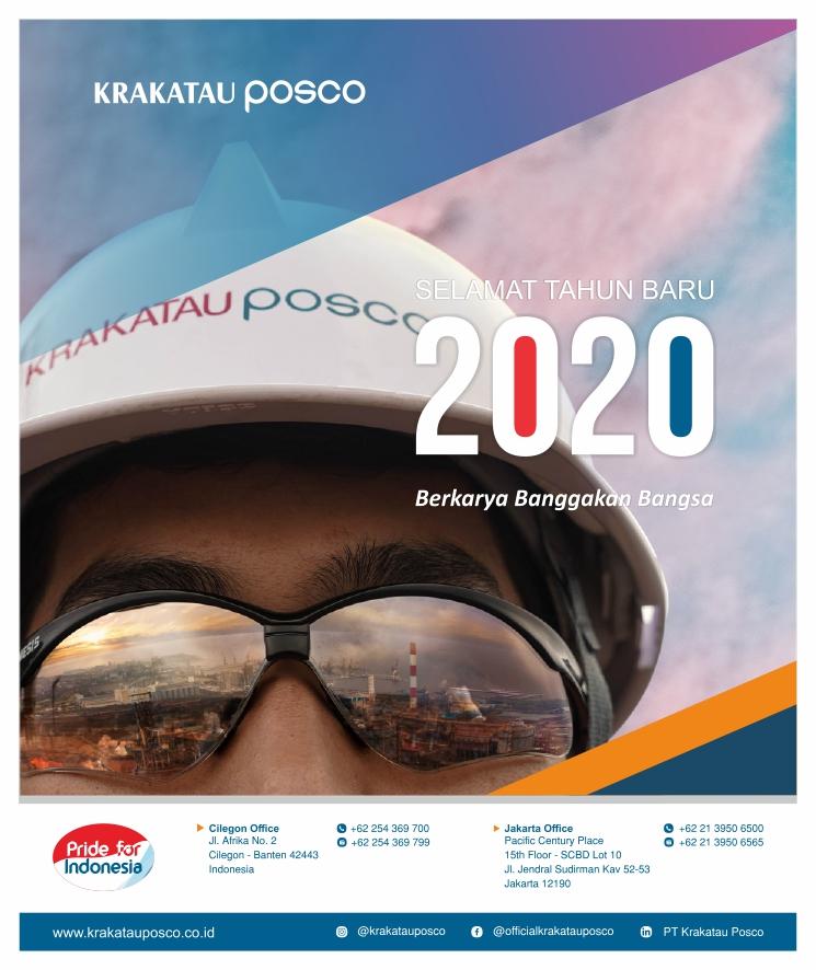 KRAKATAU-POSCO-2020