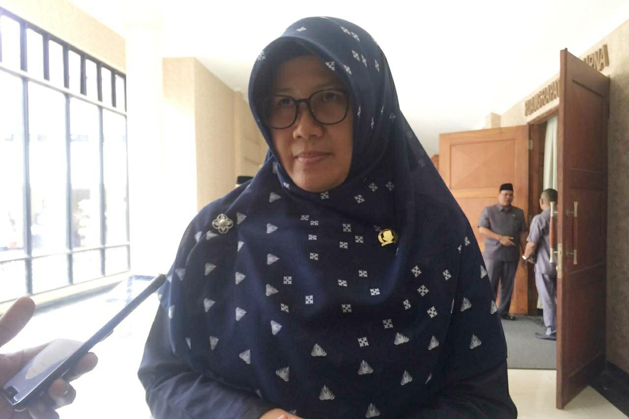 Sepakat Dengan Walikota, DPRD Cilegon Minta Gubernur Banten Evaluasi Alokasi Bankue Rp 45 Miliar